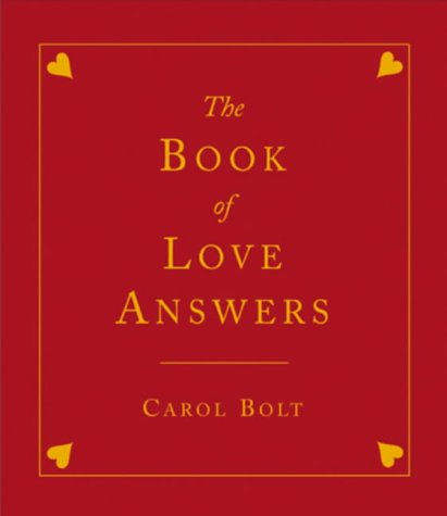 9780553814873: Book Of Love Answers