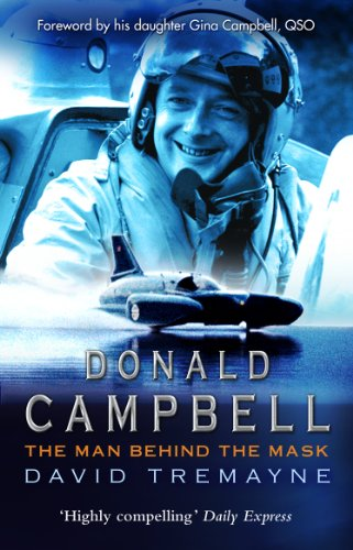 9780553815115: Donald Campbell: The Man Behind the Mask