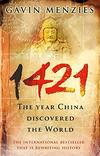 9780553815221: 1421: The Year China Discovered The World