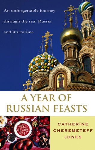 9780553816136: A Year Of Russian Feasts