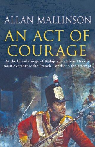 9780553816747: An Act of Courage (Matthew Hervey)