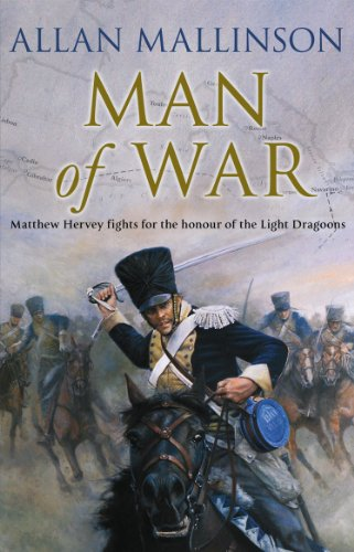 9780553816761: Man of War (Matthew Hervey, Book 9)