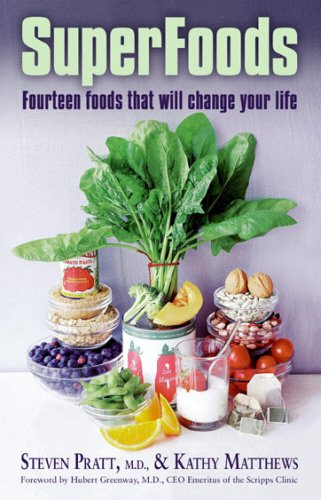 9780553817041: SuperFoods: Fourteen Foods That Will Change Your Life