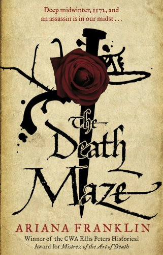 9780553818017: The Death Maze: Mistress of the Art of Death, Adelia Aguilar series 2