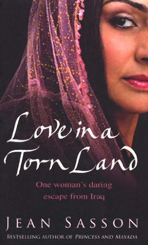 9780553818147: Love In A Torn Land