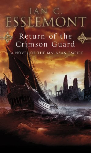 9780553818529: Return of the Crimson Guard (Malazan empire novel)