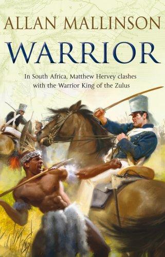 9780553818628: Warrior (Matthew Hervey, Book 10)
