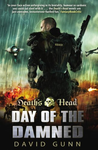 9780553818796: Death's Head: Day Of The Damned