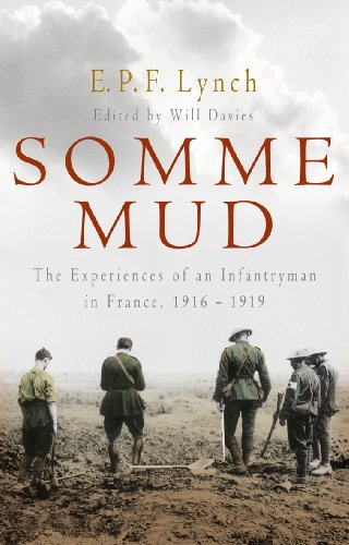 9780553819137: Somme Mud, The War Experiences of an Australian Infantryman in France 1916-1919