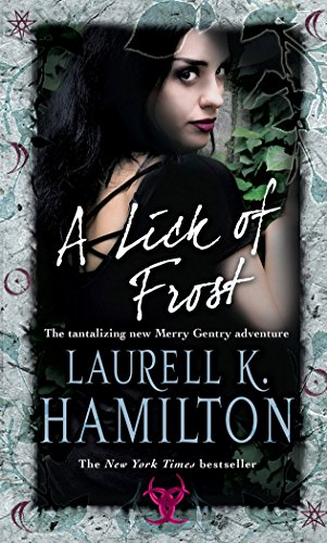 9780553819182: A Lick of Frost (Meredith Gentry, Book 6)