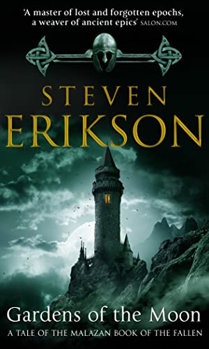 9780553819571: Gardens of the Moon (Book 1 of The Malazan Book of the Fallen)