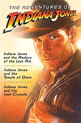 9780553819991: The Adventures of Indiana Jones