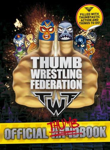 9780553820881: Thumb Wrestling Federation (TWF) Official Handbook