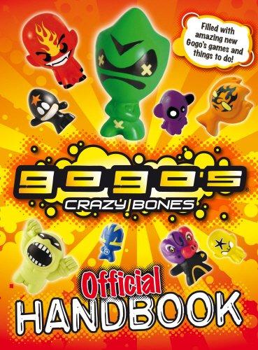9780553820935: Gogo's - Crazy Bones Official Handbook