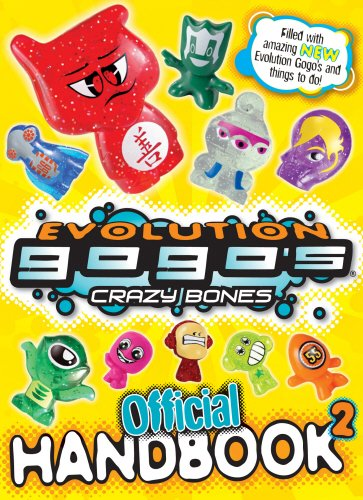 9780553820973: Gogo's Evolution - Crazy Bones Official Handbook