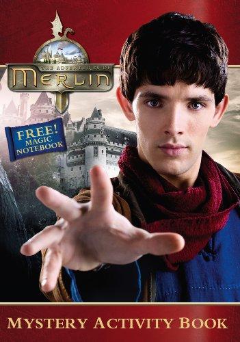 9780553821055: Merlin Mystery Activity Book