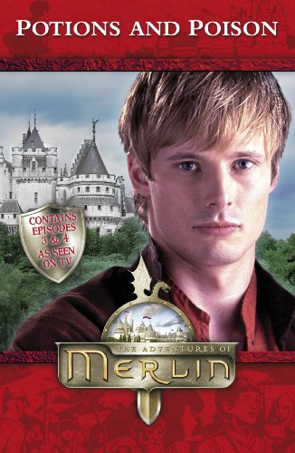 9780553821123: Merlin: Potions and Poison (Merlin (younger readers))