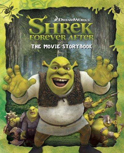 9780553822373: Shrek Forever After: The Movie Storybook