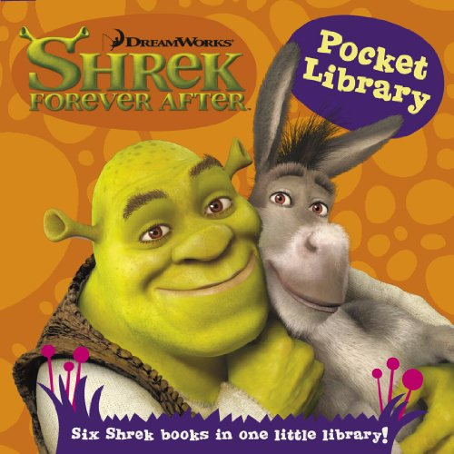 9780553822397: Shrek Forever After: The Little Library