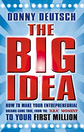 9780553824322: The Big Idea
