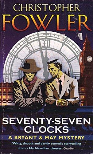 9780553824674: Seventy-Seven Clocks