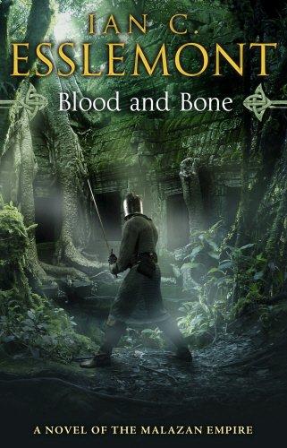 9780553824728: Blood and Bone: A Novel of the Malazan Empire
