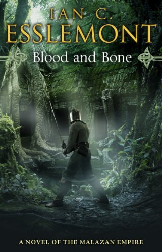 9780553824735: Blood and Bone: A Novel of the Malazan Empire