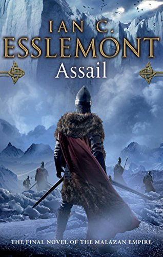 9780553824759: Assail: A Novel of the Malazan Empire