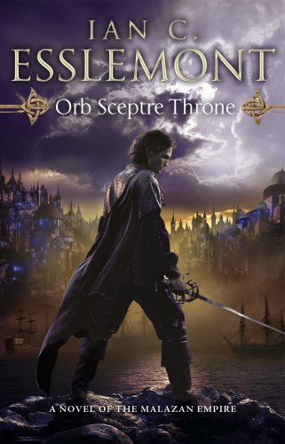 9780553824766: Orb Sceptre Throne (Malazan Empire)