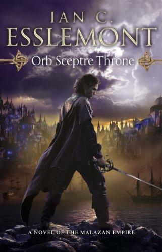 9780553824773: Orb Sceptre Throne