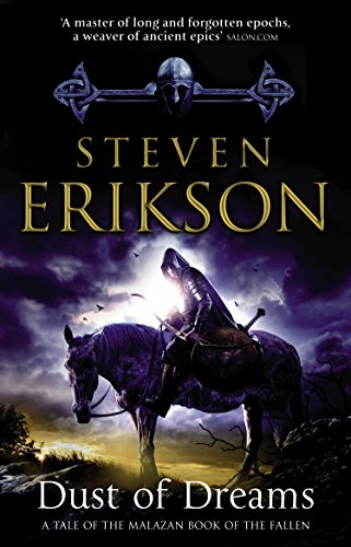 9780553824803: Malazan Book of the Fallen 09. Dust of Dreams (The Malazan Book of the Fallen)