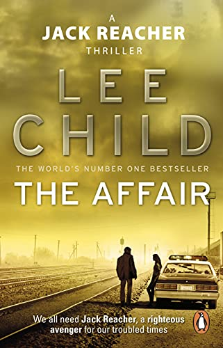 9780553825503: The Affair: (Jack Reacher 16)