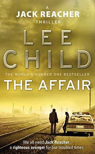 9780553825510: The Affair (Jack Reacher)