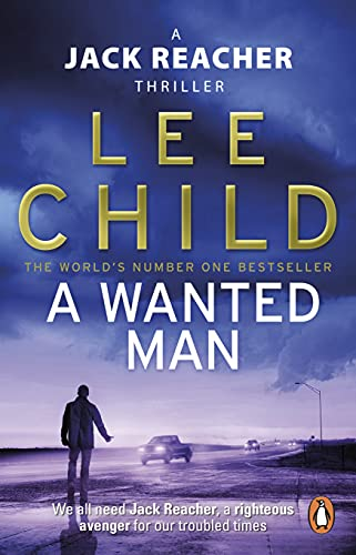 9780553825527: A Wanted Man (Jack Reacher 17)