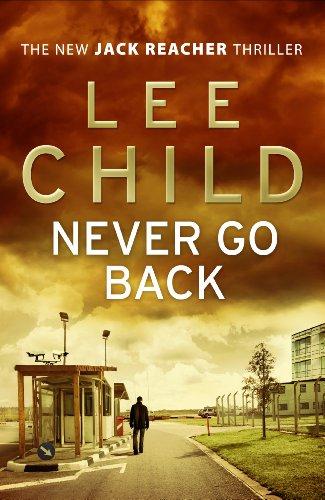 9780553825558: Never Go Back