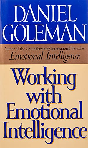 9780553840230: Working With Emotional Intelligence