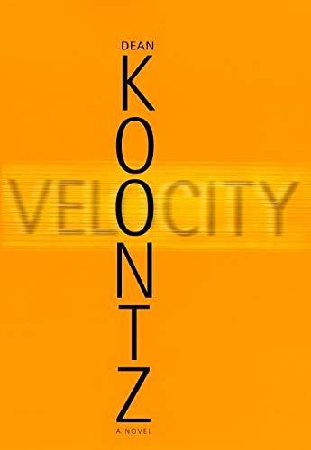 9780553840841: Velocity.;