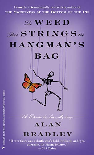9780553840896: Weed that Strings the Hangman`s Bag