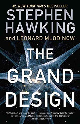 The Grand Design (0553840916) by Stephen Hawking