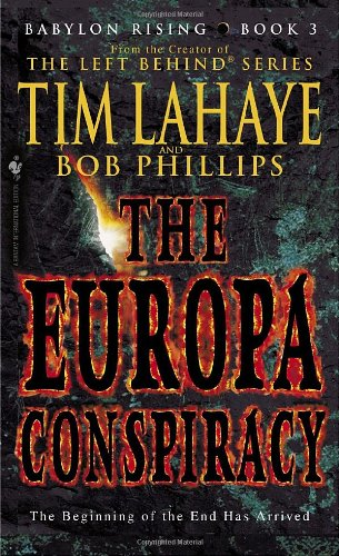 9780553840964: (THE EUROPA CONSPIRACY ) BY LaHaye, Tim (Author) Paperback Published on (07 , 2006)