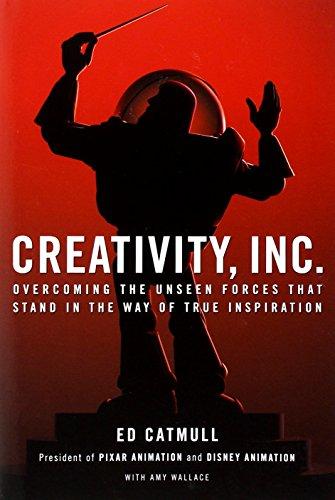 Creativity Inc Exp: Catmull, ed