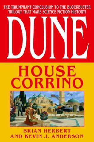 9780553896954: Dune: House Corrino [Taschenbuch] by Herbert, Brian; Anderson, Kevin J.; Herb...