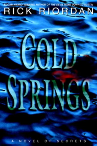 9780553897579: Cold Springs