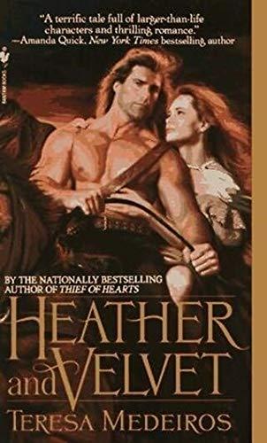 9780553900002: Heather and Velvet [Taschenbuch] by Medeiros Teresa