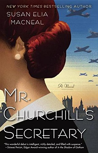9780553907568: Mr. Churchill's Secretary