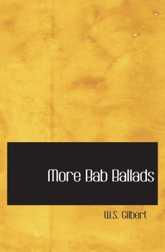 More Bab Ballads (Holt Elements of Literature): W.S. Gilbert