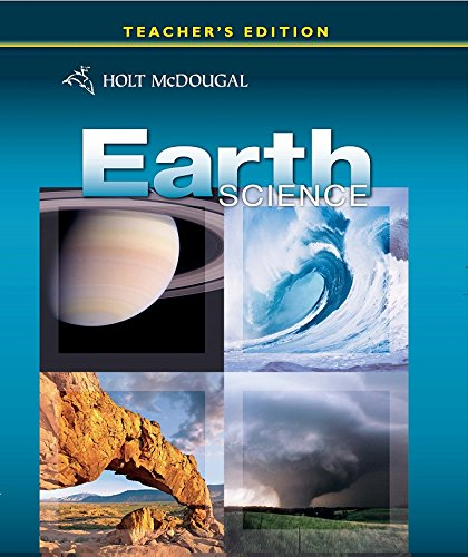 Holt McDougal Earth Science: MCDOUGAL, HOLT