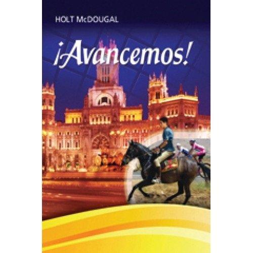 9780554030524: Avancemos AvanzaRap (Spanish Edition)