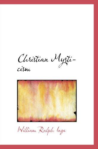 9780554037769: Christian Mysticism