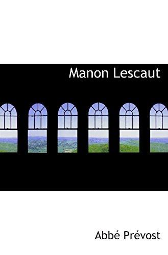 9780554044910: Manon Lescaut